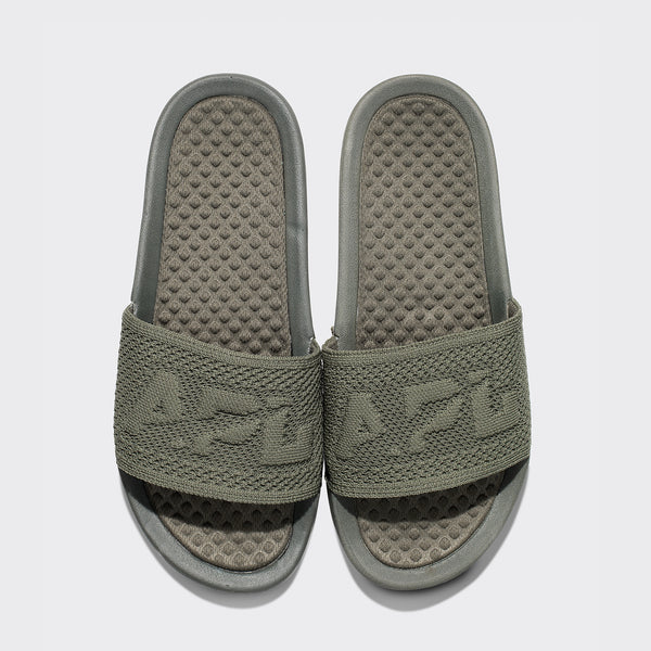 Women's Big Logo TechLoom Slide Fatigue