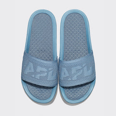 Men's Big Logo TechLoom Slide Moonstone