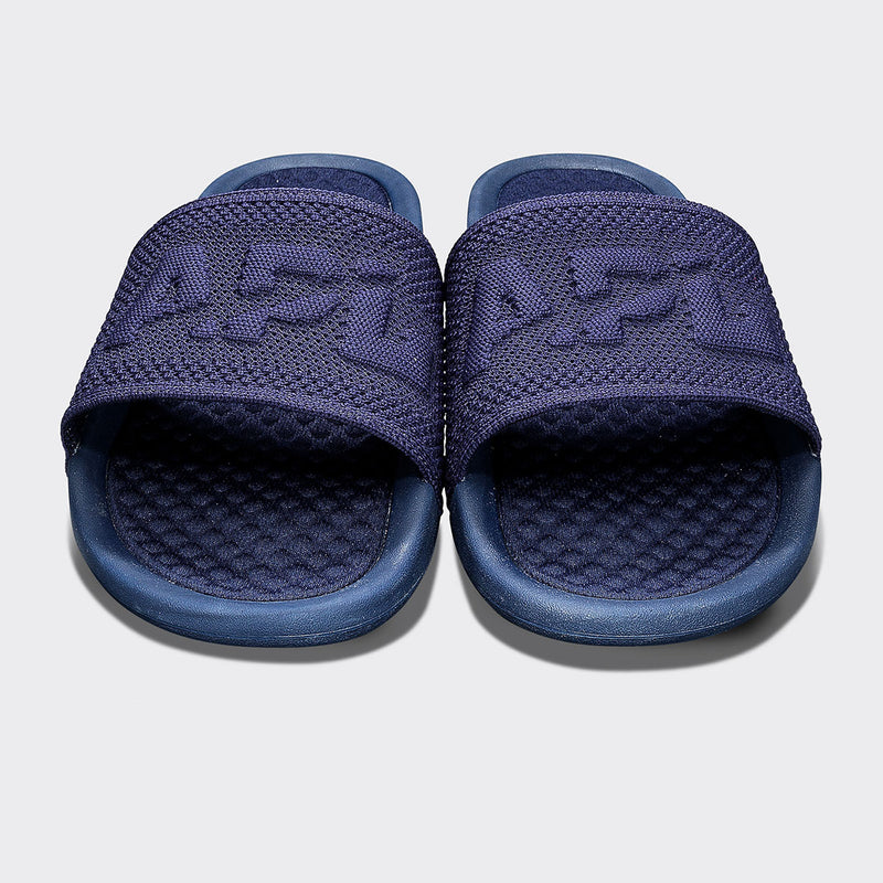 Women's Big Logo TechLoom Slide Navy