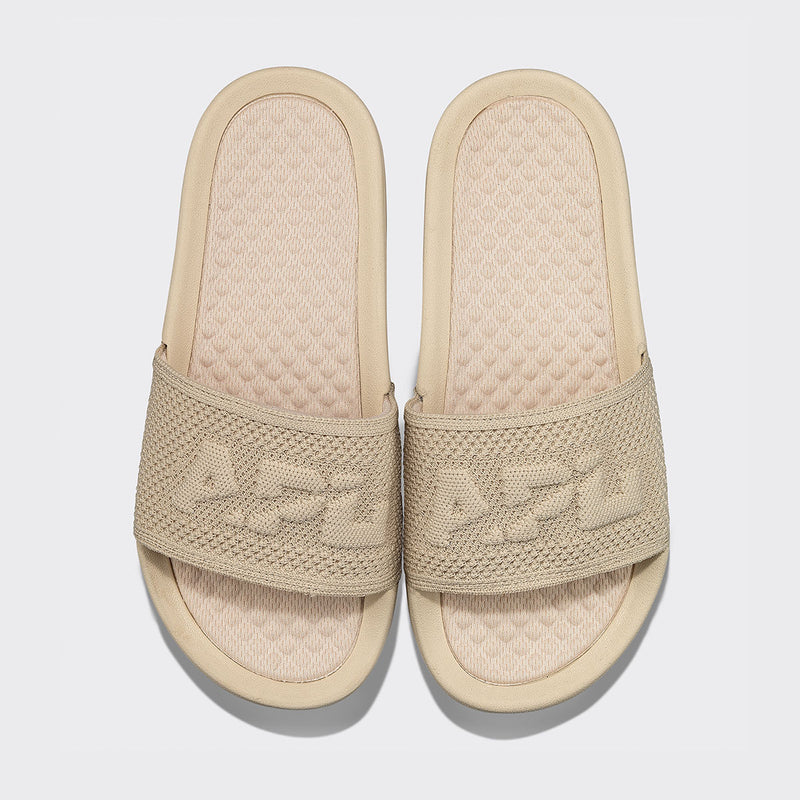 Women's Big Logo TechLoom Slide Parchment