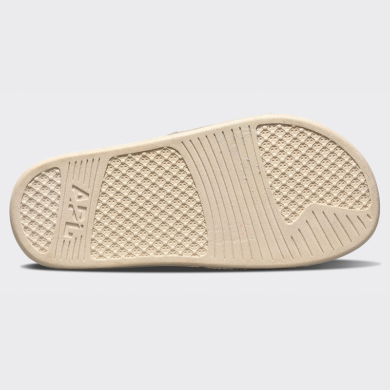 Men's Big Logo TechLoom Slide Parchment
