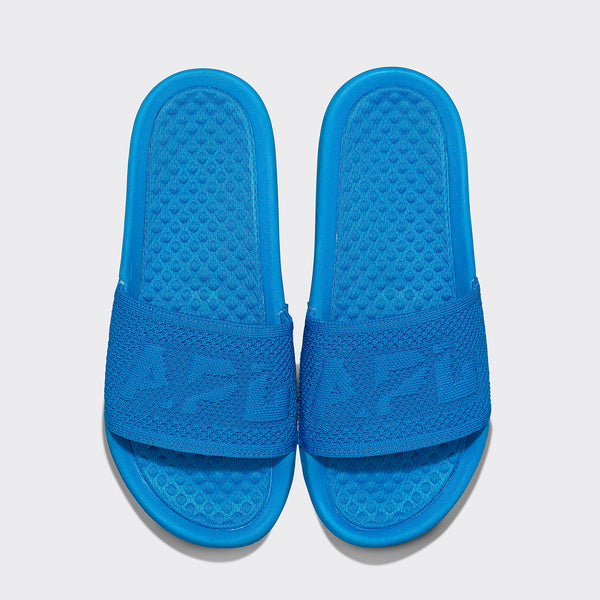 Women's Big Logo TechLoom Slide Royal Blue
