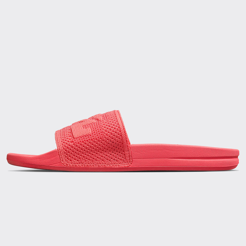 Women's Big Logo TechLoom Slide Sweet Taffy