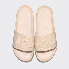 Women's Big Logo TechLoom Slide Warm Silk