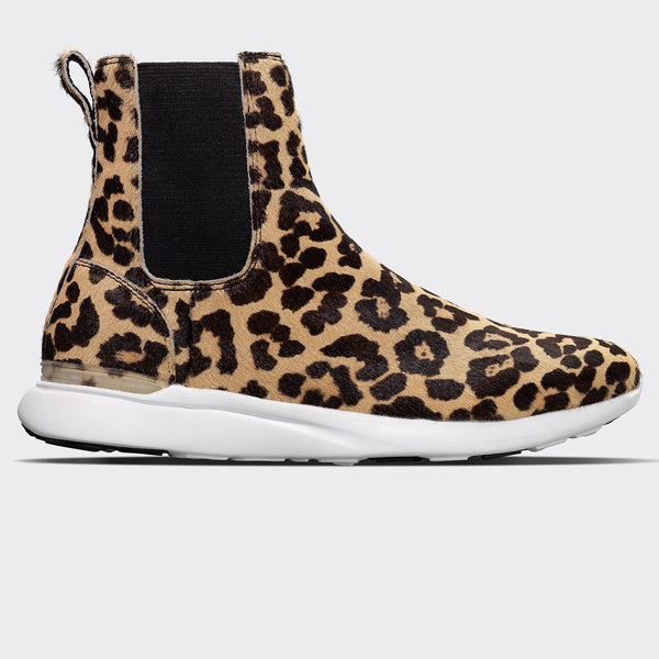 Women's Iconic Chelsea Leopard (Calfhair)
