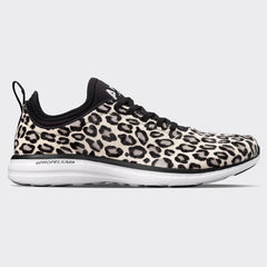 Men's Iconic Phantom Black / White / Leopard