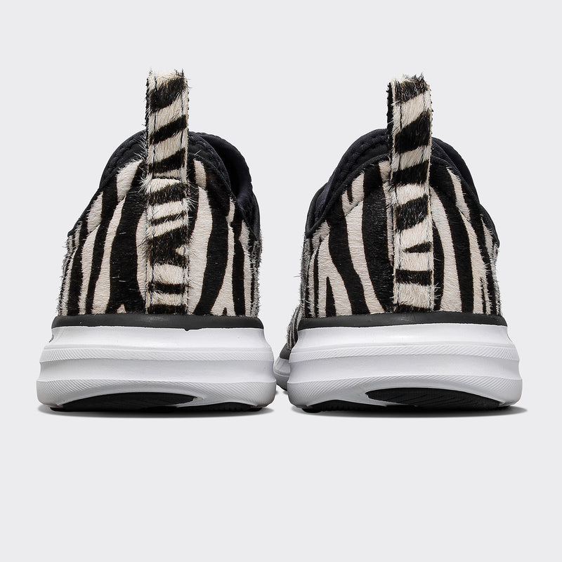 Women's Iconic Phantom Zebra (Calfhair)