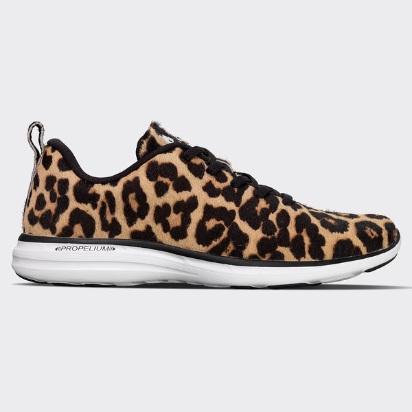 Women's Iconic Pro Leopard (Calfhair)