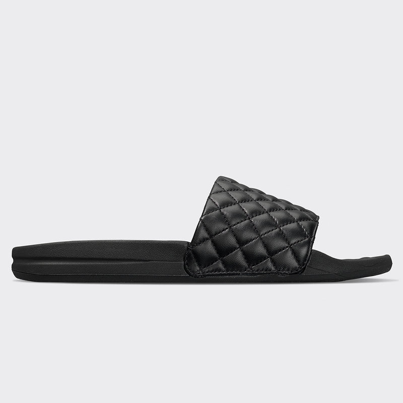 Men's Lusso Slide Black