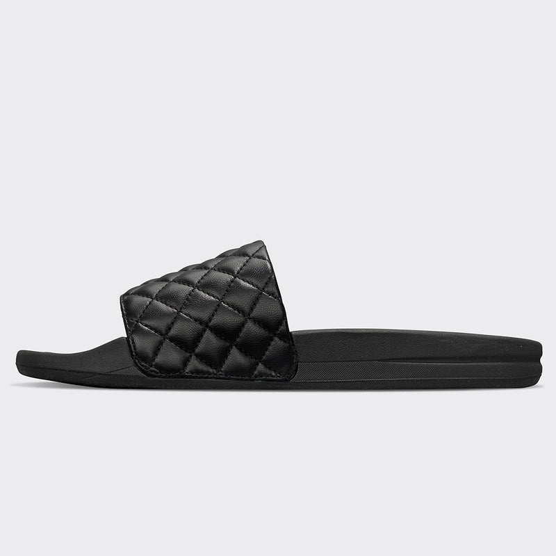 Women's Lusso Slide Black