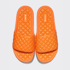Women's Lusso Slide Orange