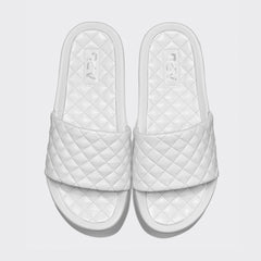 Women's Lusso Slide White