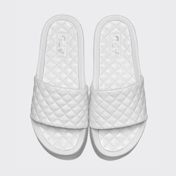 Men's Lusso Slide White