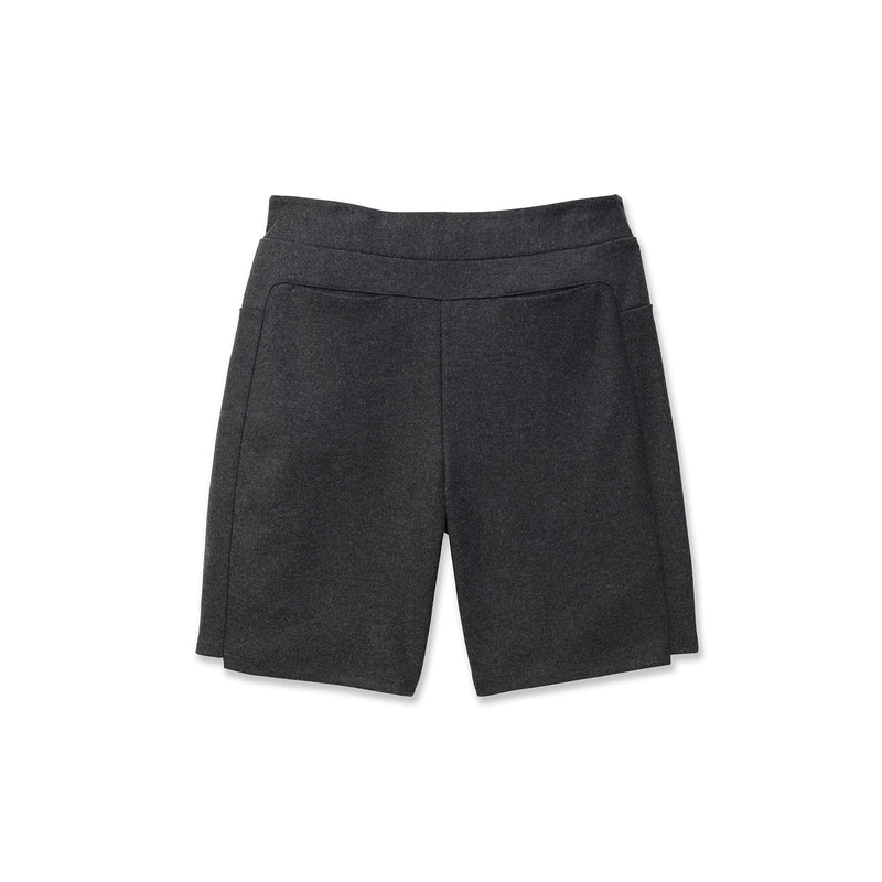 Men's The Perfect Wool Running Short Charcoal