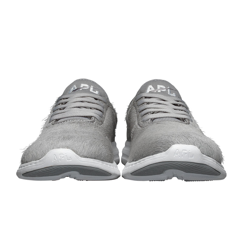 Women's Iconic Phantom Grey Melange (Calfhair)