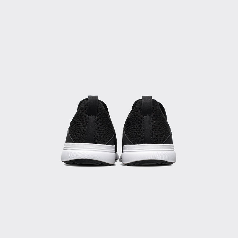 Youth's TechLoom Bliss Black / White