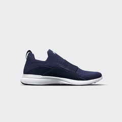 Youth's TechLoom Bliss Navy / White