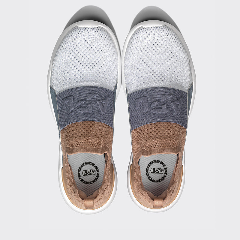 Women's TechLoom Bliss Almond / Battleship / Ice