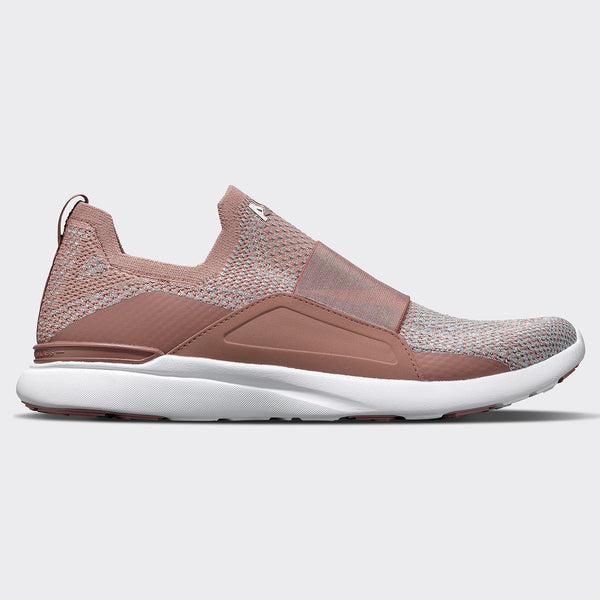 Women's TechLoom Bliss Beachwood / Metallic Silver / Ombre