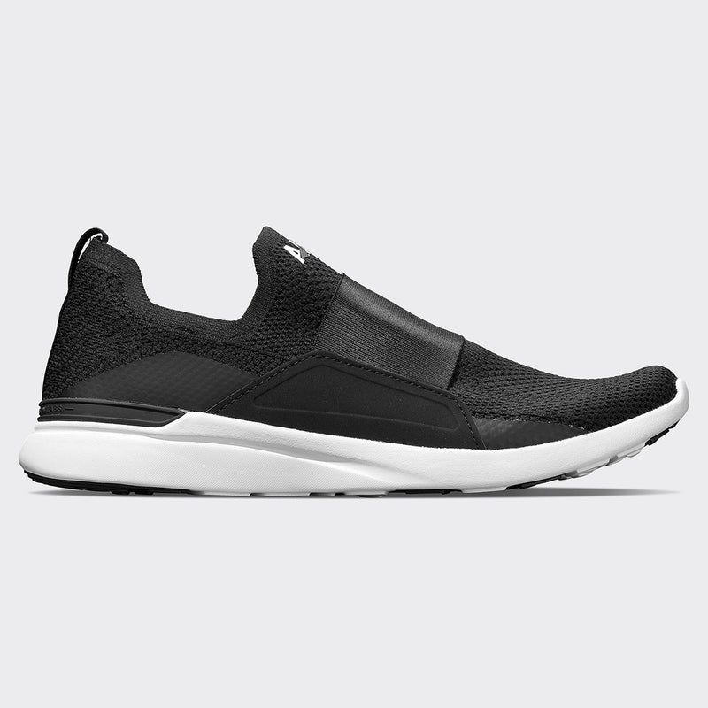 Women's TechLoom Bliss Black / Black / White