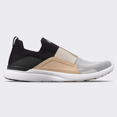 Women's TechLoom Bliss Black / Champagne / Metallic Silver