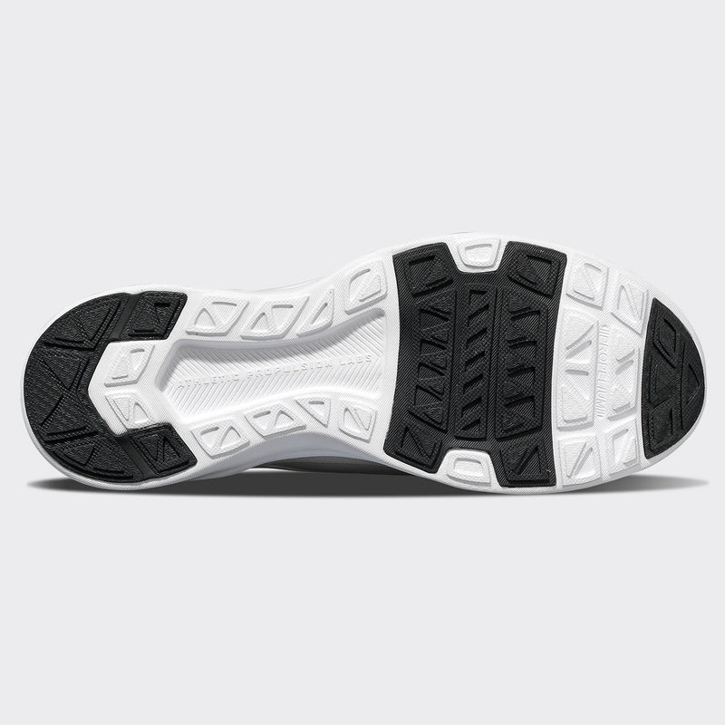 Women's TechLoom Bliss Metallic Silver / Black / White