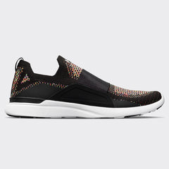 Women's TechLoom Bliss Black / Multi / White