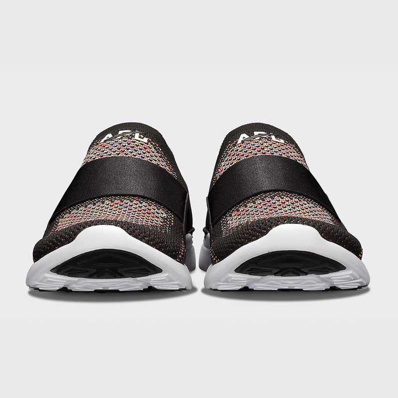 Men's TechLoom Bliss Black / Multi / White