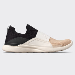 Women's TechLoom Bliss Black / Pristine / Champagne