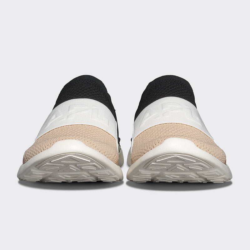 Men's TechLoom Bliss Black / Pristine / Champagne