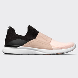Men's TechLoom Bliss Black / Rose Dust / Nude
