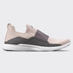 Men's TechLoom Bliss Clay / Asteroid / White