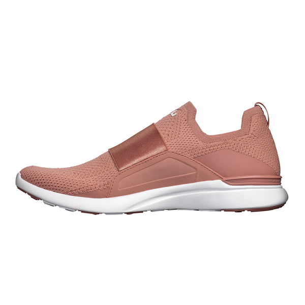 Women's TechLoom Bliss Dusty Red / White