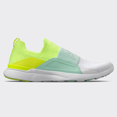 Women's TechLoom Bliss Energy / Peppermint / White