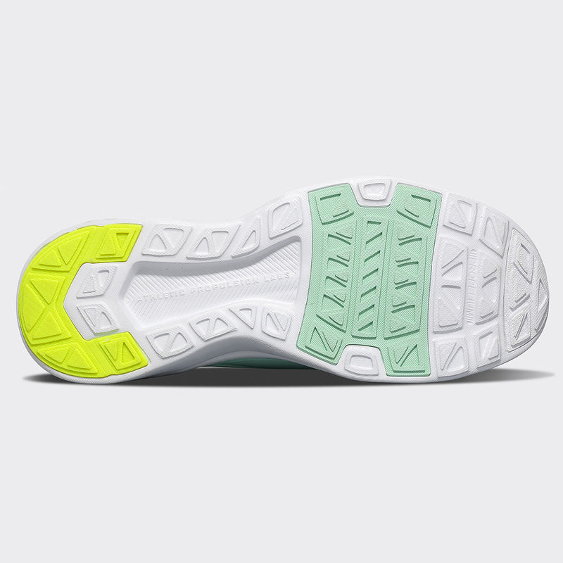 Men's TechLoom Bliss Energy / Peppermint / White