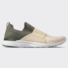 Women's TechLoom Bliss Fatigue / Parchment / Pristine