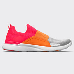 Women's TechLoom Bliss Magenta / Orange / Silver