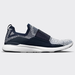 Men's TechLoom Bliss Midnight / White / Ombre