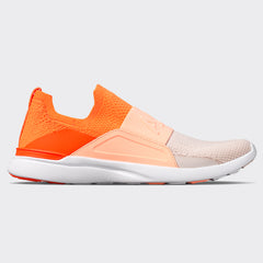 Men's TechLoom Bliss Molten / Neon Peach / Sand Castle