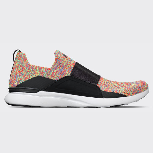 Women's TechLoom Bliss Multi / Black / White