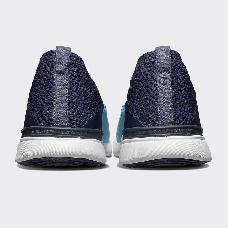 Women's TechLoom Bliss Navy / Carolina Blue / White
