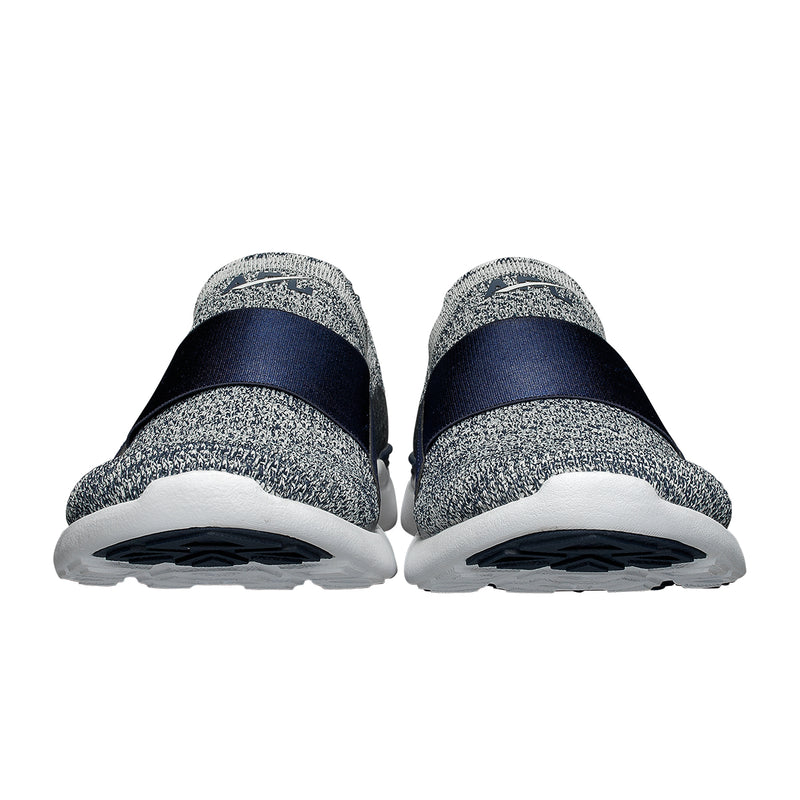 Men's TechLoom Bliss Navy / Pristine / White