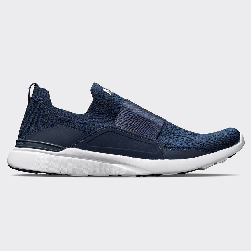 Men's TechLoom Bliss Navy / White