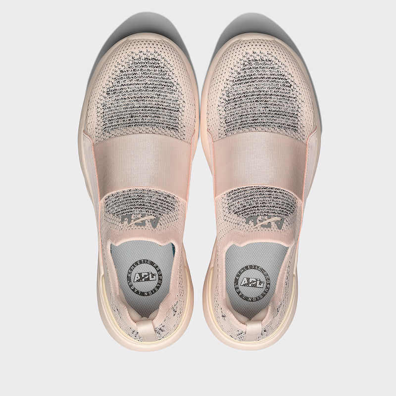 Women's TechLoom Bliss Nude / Heather Grey