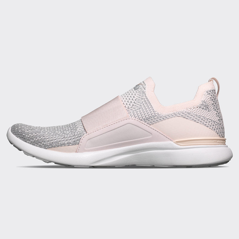 Women's TechLoom Bliss Nude / Metallic Silver / Ombre