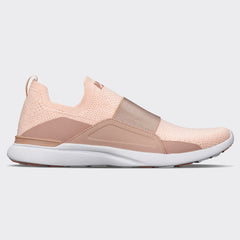 Women's TechLoom Bliss Nude / Rose Dust / White