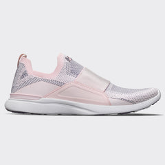 Women's TechLoom Bliss Pink Linen / Dim Purple / White