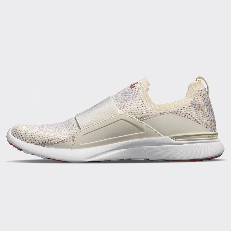 Women's TechLoom Bliss Pristine / Pastel Multi / White