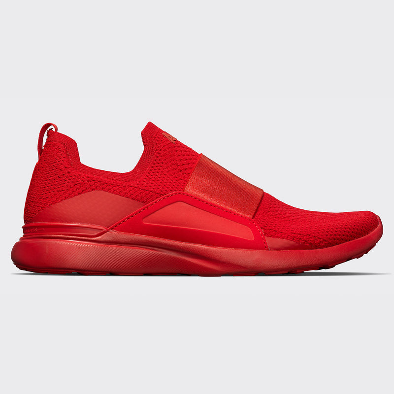 Men's TechLoom Bliss Red / Red