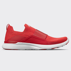 Men's TechLoom Bliss Red / White